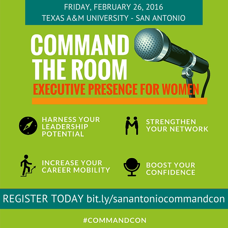 Learn About Gravitas at Command the Room: Executive Presence for Women