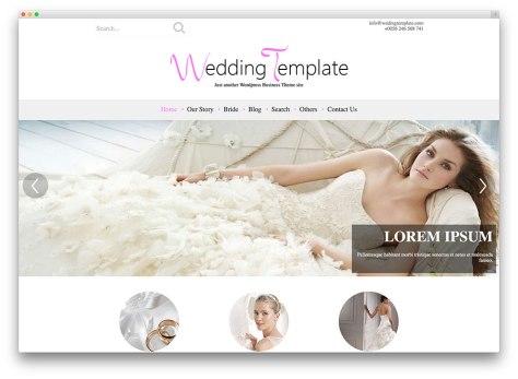 weddingstyle-wordpress-theme