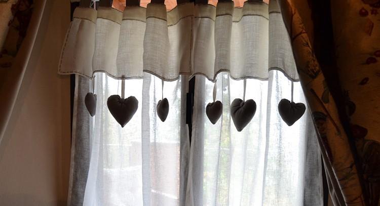 tende vetrate shabby : Scegliere le tende per interni.