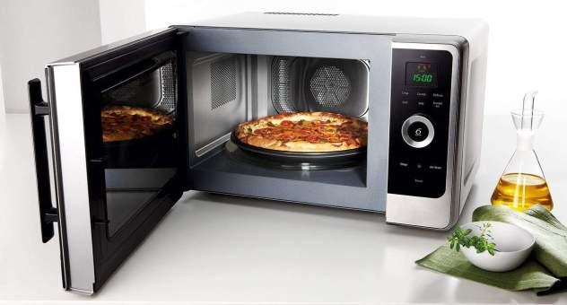 Acquistare un forno microonde questioni di arredamento - Forno tradizionale e microonde ...