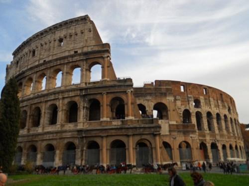 Coliseo de Roma, guía de Roma