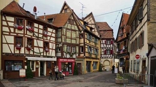 Guía turística con fotos y toda la información necesaria para visitar Colmar