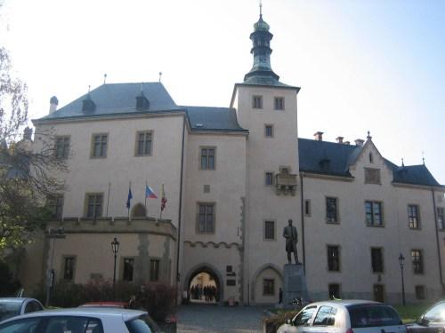 Corte Italiana de Kutná Hora. Foto de vagabondvince310