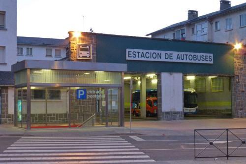 Estación de Autobuses de Jaca