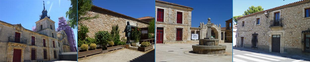 Guía de turismo con todo loq ue hay que ver y hacer en Nuevo Baztán, uno de los pueblos más bonitos de Madrid