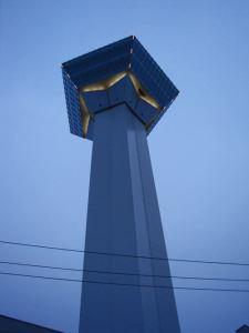 Torre Goryokaku en Hakodate