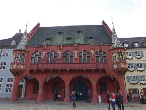 Almacén Histórico de Friburgo (Historisches Kaufhaus)
