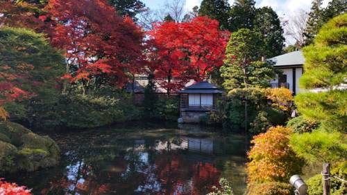 Jardín zen del Templo Rinnoji en Nikko
