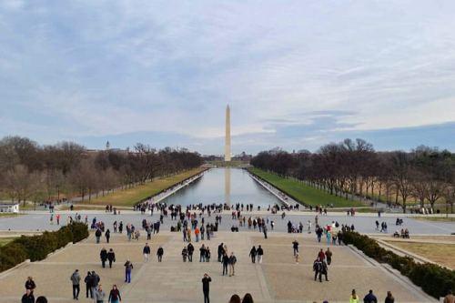 Guía turística con toda la información para visitar Washington D.C