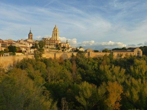 Guía turística de Segovia