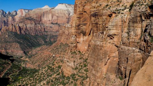 Parque Nacional Zion, el primer Parque Nacional del estado de Utah