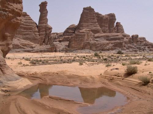 Formaciones rocosas del Tassili n'Ajjer