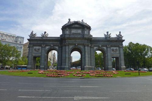 Puerta de Alcalá, un símbolo de Madrid