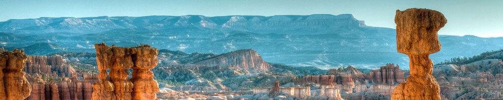 Guía de turismo con información y fotos para visitar el Parque Nacional Cañón Bryce