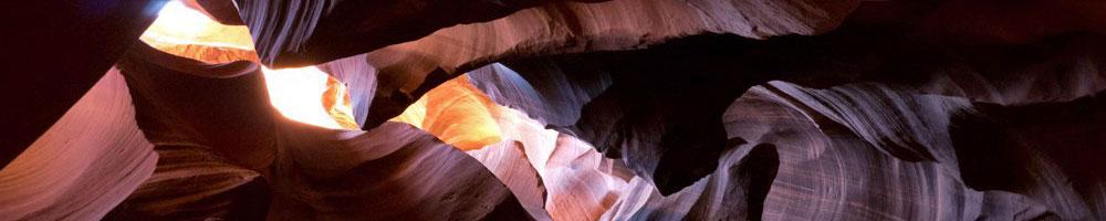Guía de turismo con información y fotos para visitar Antelope Canyon o Cañón del Antílope