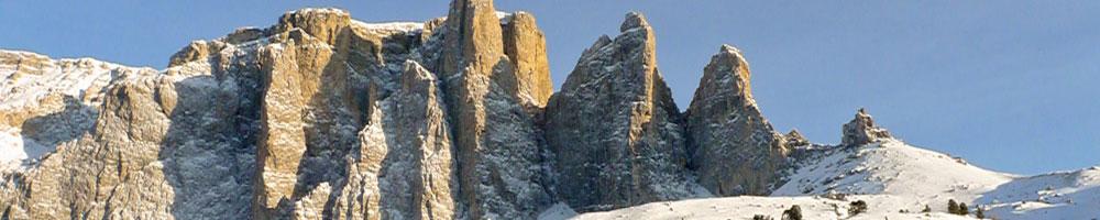 Guía de turismo de las Dolomitas, en los Alpes de Italia