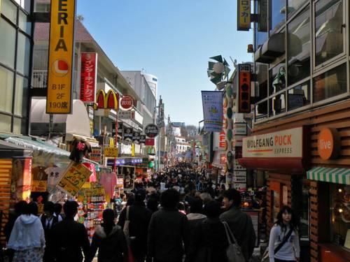 Takeshita Dori, la calle comercial más pintoresca de Harajuku