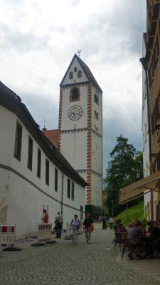 Torre del Monasterio de St. Mang