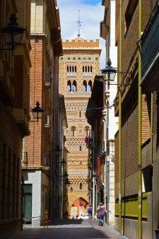 Torre de San Martín en Teruel