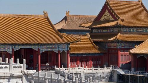 Conjunto de edificios de la Ciudad Prohibida de Pekín