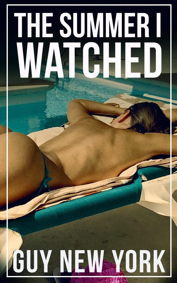 The Summer I Watched, a hotwife erotica novella