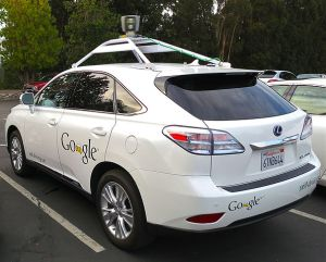 Google Self Driving Car Good News Friday I