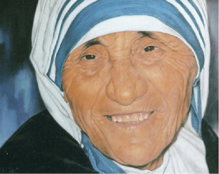 Mother Teresa of Calcutta Helped Many Lives - Quick Me Ups