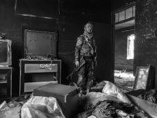 PESHMERGA SOLDIER | SINJAR, IRAQ, por Giles Clarke