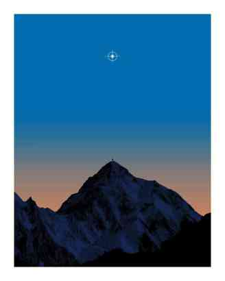 """Up Above the World So High"". | Dan McCarthy."