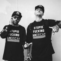 Stupid Fxcking American. | SSUR.