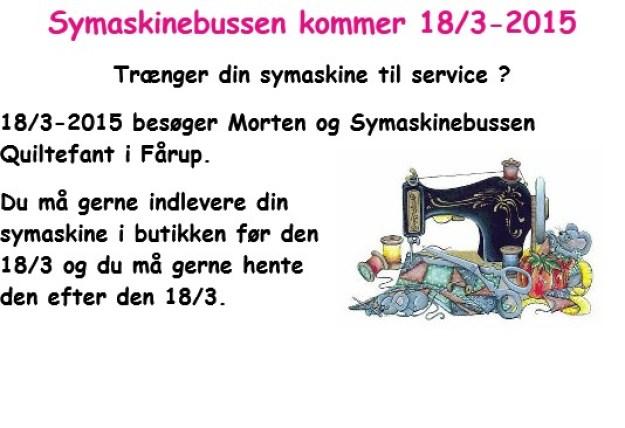 Kyndbøl Symaskiner tilbyder service af sy- og broderimaskiner, samt overlockere af alle mærker!