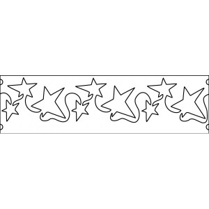 6-inch-random-stars-by-diffrent-strokes quilting template