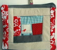 Scarlett Fig potholder