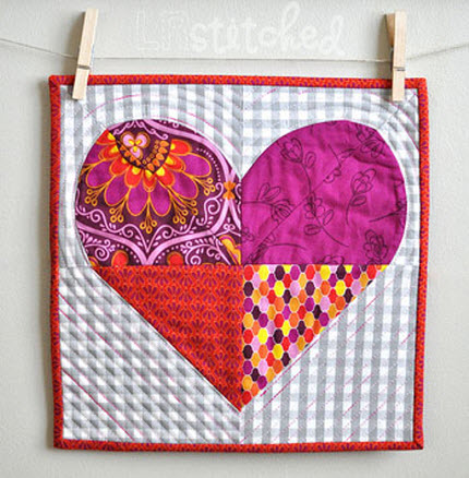 Sweetheart Quilt Block