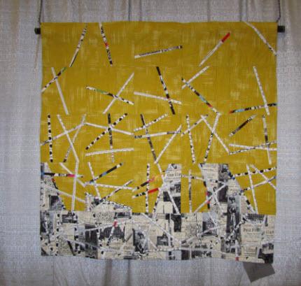 graphic quilt