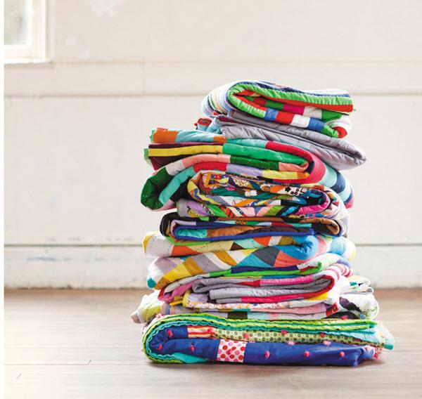 Sherri Lynn Wood Improv Quilts by Testers