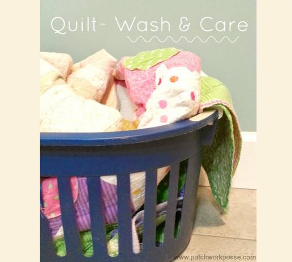 Wash and Care Quilts