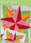 Starlight – Paper Pieced Templates