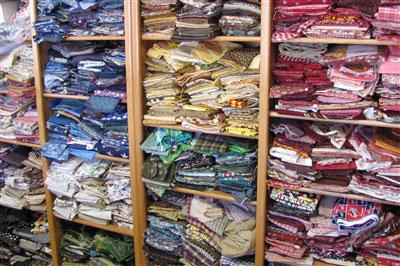 Heidi's Fabric Stash