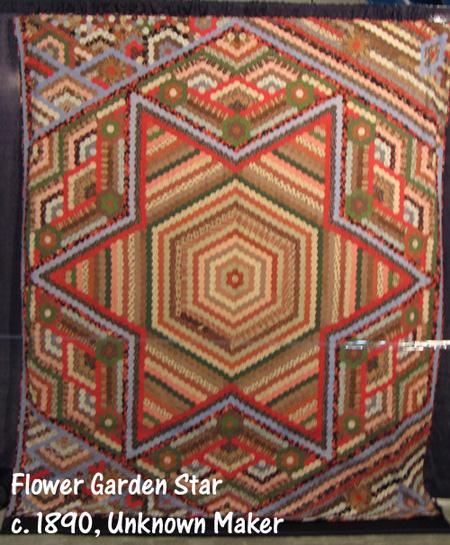 Flower-Garden-Star