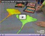 Jazz Up Your Quilts Video Tutorials