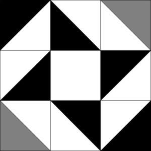 Block 10 quartered-star