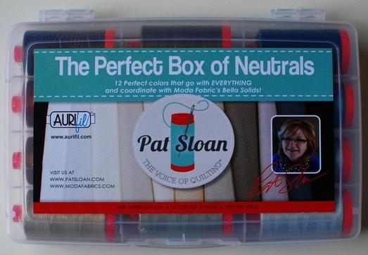 Pat Sloan Perfect Neutrals