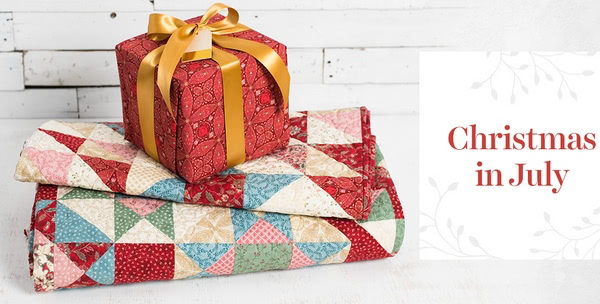 Craftsy Christmas in July Sale