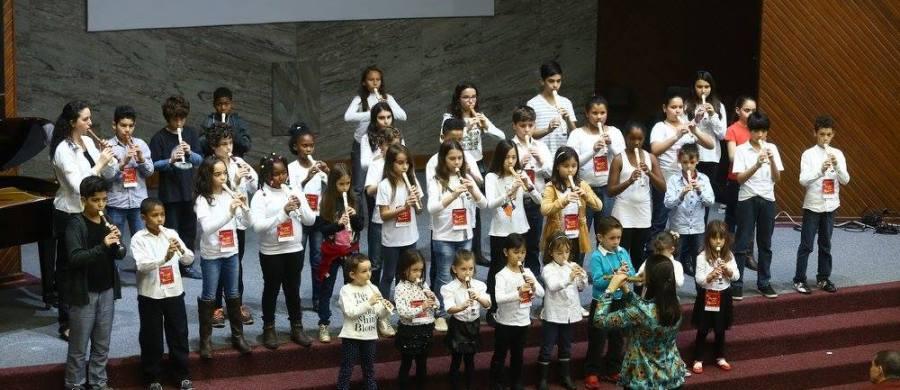 flauta doce Festival de Música de Londrina 2016