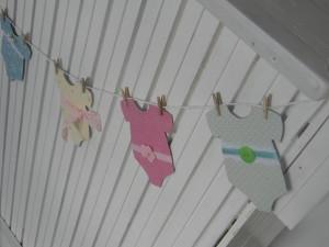 Pastel Baby Shower