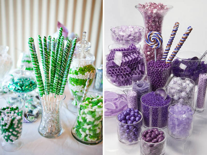 Quirkyparties - Art of Candy Buffet | Shape