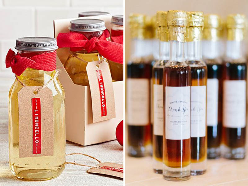 QuirkyParties Bottle Favours