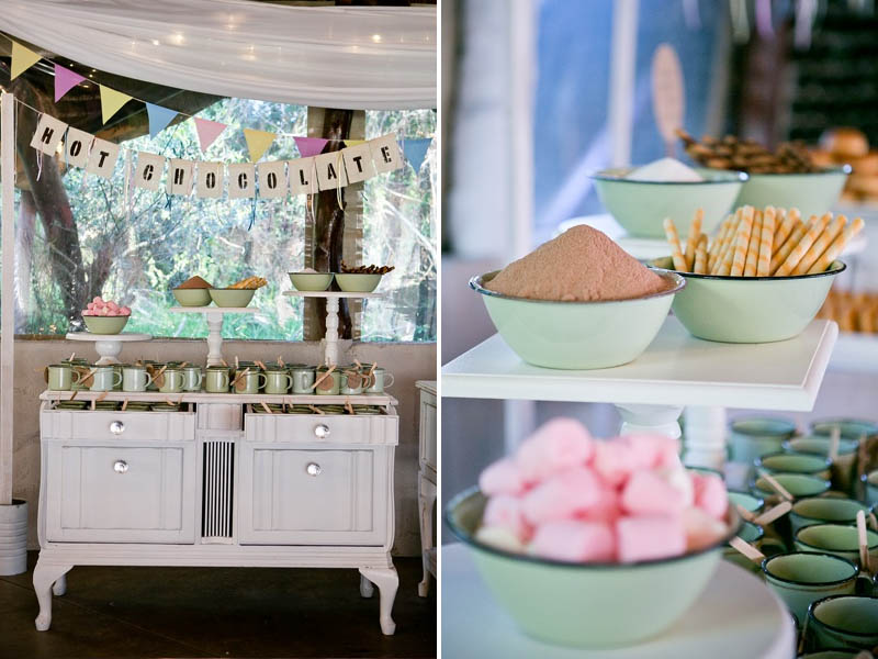 Quirky Parties Winter Hot Chocolate