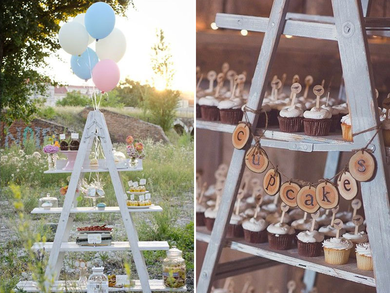 Quirky Parties Ladder Candy Bar